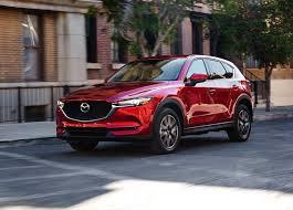 Mazda CX-5 2018: bastantes e importantes cambios estéticos.