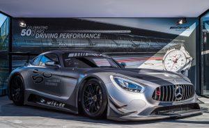 Mercedes-AMG GT3 Edition 50, solo para 5 afortunados