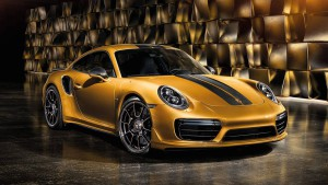 Porsche 911 Turbo S Exclusive Series: impactante, exclusivo y poderoso.