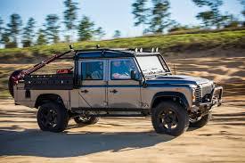 Project Viper Defender: un Land Rover Defender llevado al límite.