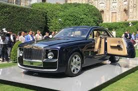 Rolls - Royce Sweptail, el auto nuevo más caro de todos los tiempos