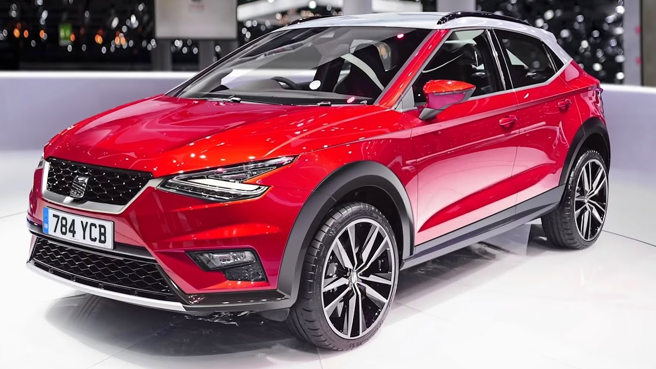 seat arona 2018 as es la nueva suv compacta espa ola lista de carros. Black Bedroom Furniture Sets. Home Design Ideas