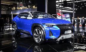 Chery Tiggo Sport Coupé Concept, un Crossover deportivo bastante interesante