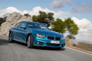 BMW Serie 4 Coupé 2018: leves cambios pero el mismo lujo y exclusividad