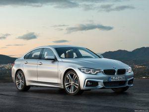 BMW Serie 4 Gran Coupé 2018: ligeros cambios para continuar su exitoso camino