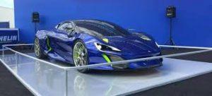 Boreas: un superdeportivo híbrido español con 1,000 CV