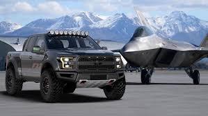 Ford 'F-22' Raptor: una sola unidad a subasta.
