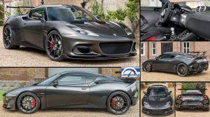 Lotus Evora GT430, una muy poderosa edición especial y limitada