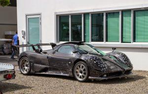Pagani Zonda LM Roadster,  un one-off de 760CV y 4.6 millones de euros