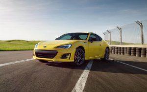 Subaru BRZ Serie. Yellow 2017, solo 500 especiales unidades