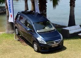 Suzuki Ertiga 2017: más robusta, cómoda y equipada