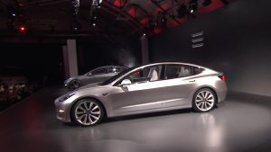 El Tesla Model 3 estará listo mañana viernes 7 de julio