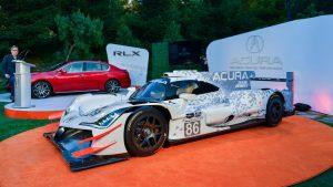 Acura ARX-05: listo para conquistar los campeonatos de resistencia