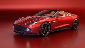 Aston Martin Vanquish Zagato Volante Convertible: una obra de arte demasiado exclusiva