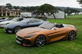 BMW Concept Z4: Muy pronto llegará la nueva generación del roadster alemán