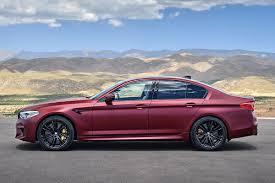 BMW M5 2018: mucho poder y tracción total.