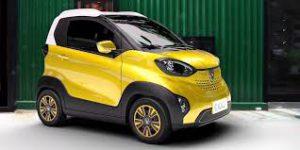 Baojun E100: el auto eléctrico de los chinos