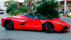 Subastan la unidad 210 del Ferrari LaFerrari Aperta