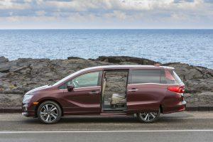 Honda Odyssey 2018: ahora en su quinta generación