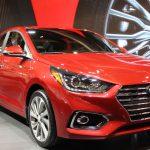 Hyundai Accent Sedán 2018:una nueva generación con más clase