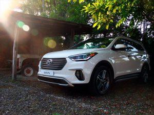 Hyundai Santa Fe 2018: moderno, atractivo y bastante cómodo.