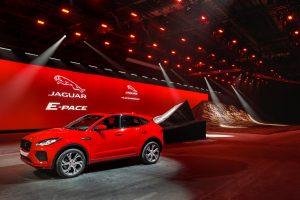 Jaguar E-Pace 2018: una SUV Compacta que viene a triunfar