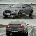 Jaguar XJR575 2018: lujo, deportividad y prestaciones