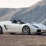 A subasta el exótico y único Lamborghini Concept S.