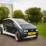 Lina, el auto biodegradable