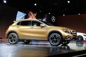 Mercedes-Benz GLA 2018: pequeños cambios para seguir su exitosos camino.
