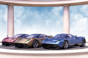 Pagani Huayra Dinastia Edition: tres unidades exclusivas para China