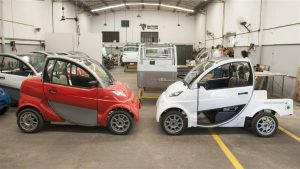 Sero Electric: de Argentina llega un pequeño auto eléctrico