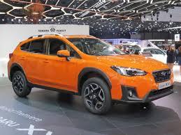 Subaru XV 2018 (Subaru  Crosstrek  2018): mejor diseño, más seguro y más competitivo