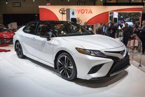 Toyota Camry 2018: ahora en su octava generación
