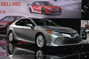 Toyota Camry Hybrid 2018: nueva generación para seguir su exitoso camino