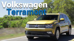 Volkswagen Terramont 2018: imponente, segura, espaciosa y muy equipada