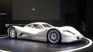 Auto Show de Frankfurt 2017: Aspark Owl Concept: un superdeportivo eléctrico que hace el 0-100 en 2 segundos.