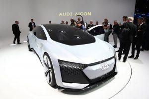 Salón de Frankfurt 2017: Audi Aicon Concept, hasta 800 km de autonomía