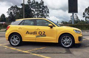Audi Q2 2018: belleza, lujo y versatilidad.