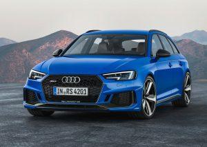 Audi RS4 Avant 2018: deportividad al estilo alemán