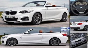 BMW Serie 2 Convertible 2018: ligeros cambios para seguir su exitoso camino