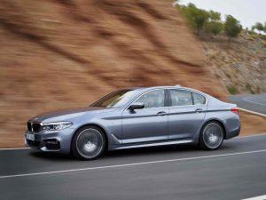 BMW Serie 5 2018: deportividad, elegancia, seguridad y tecnología