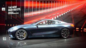 Auto Show de Frankfurt 2017: BMW Serie 8 Concept, así será el nuevo Gran Turismo alemán