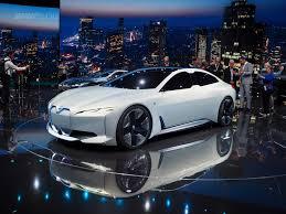 Auto Show de Frankfurt 2017: BMW i Vision Dynamics Concept, un rival para Tesla Model 3.