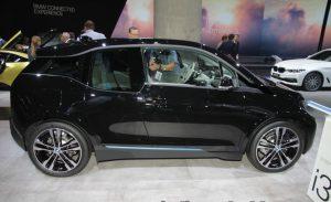 Auto Show de Frankfurt 2017: BMW i3s 2018, ahora más potente y deportivo