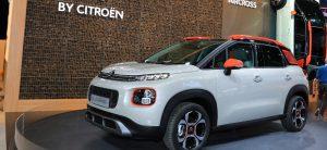 Auto Show de Frankfurt 2017: Citroën C3 Aircross 2018, una Mini SUV muy distinta