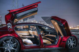 Fisker EMotion EV, el futuro rival del Tesla Model S