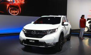 Salón de Frankfurt 2017: Honda CR-V Hybrid Concept, para conquistar a Europa