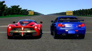 Wallpapers semana 520: Carros de alta velocidad (1).