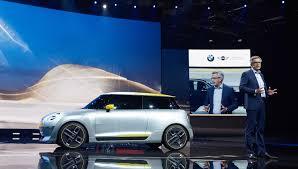 Auto Show de Frankfurt 2017: MINI Electric Concept, un adelanto del primer MINI eléctrico.